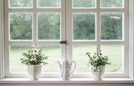 חלונות אלומיניום בבתים מבניה קלה